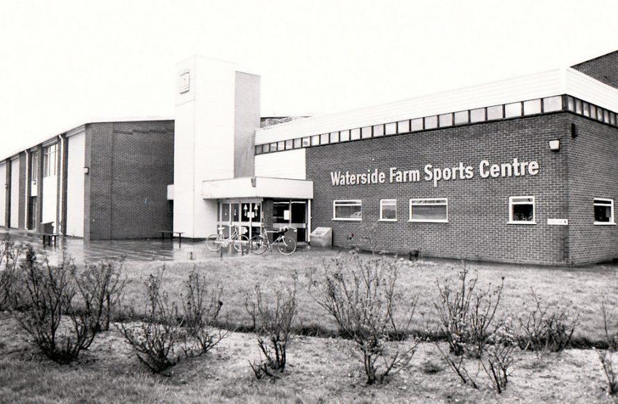 Waterside Farm Sports Centre | Echo Newspaper Archive