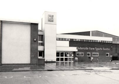 Waterside Farm Sports Centre
