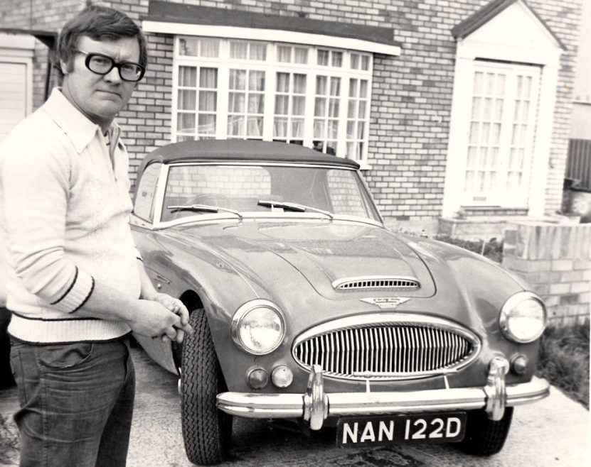 Austin Healey Story | Echo Newspaper Archive