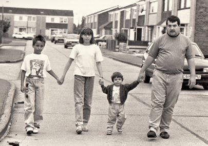 Sponsored Walk 1992