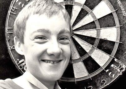 Canvey Darts Fanatic 1989