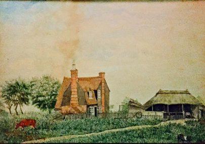 Charfleets Farm House