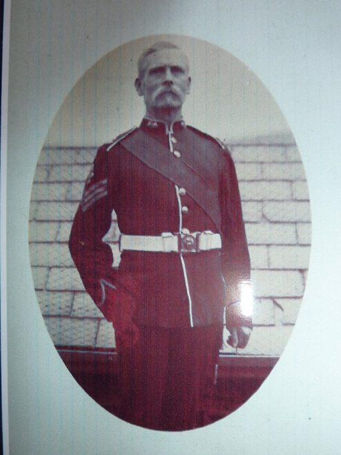 My Grandad George Clarke