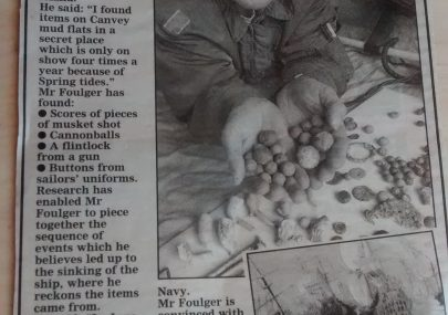 Gary Foulger and His Dutch Finds