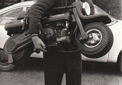 Cliff Hickson 1980