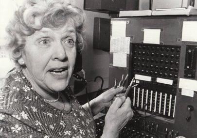 Kathleen Soward Retires