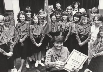 1st Canvey (East) Guides