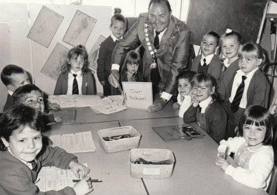 William Reed School 1991
