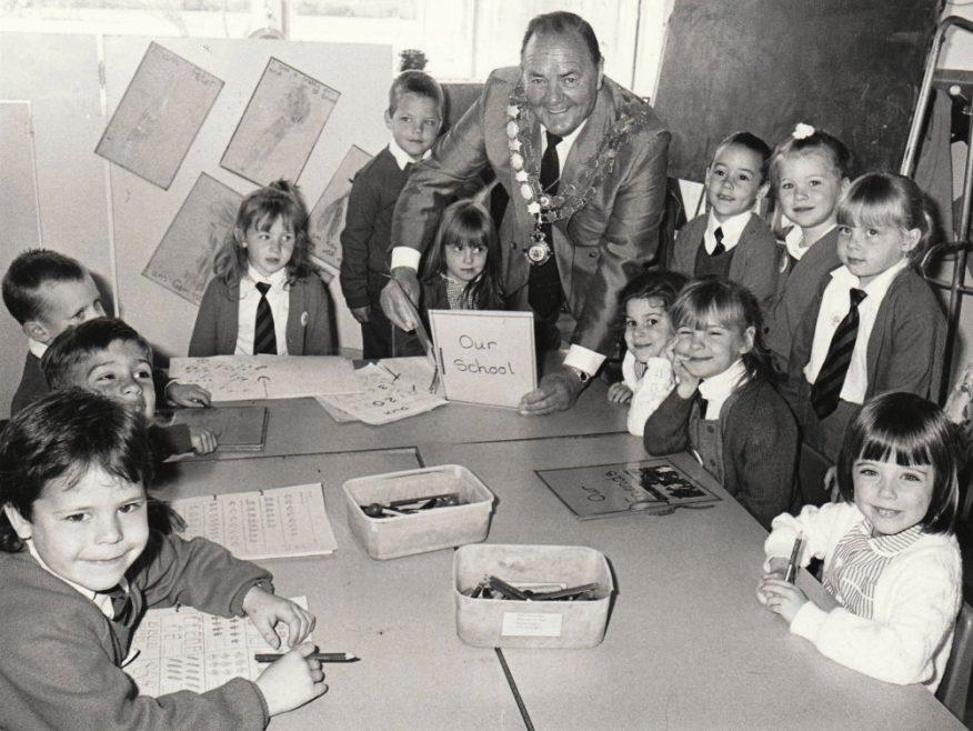 William Reed School 1991 | Echo Newspaper Group
