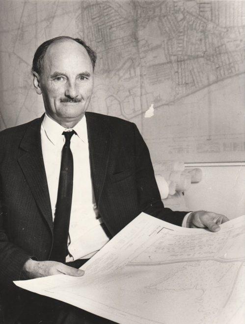 Reg Stevens 1973