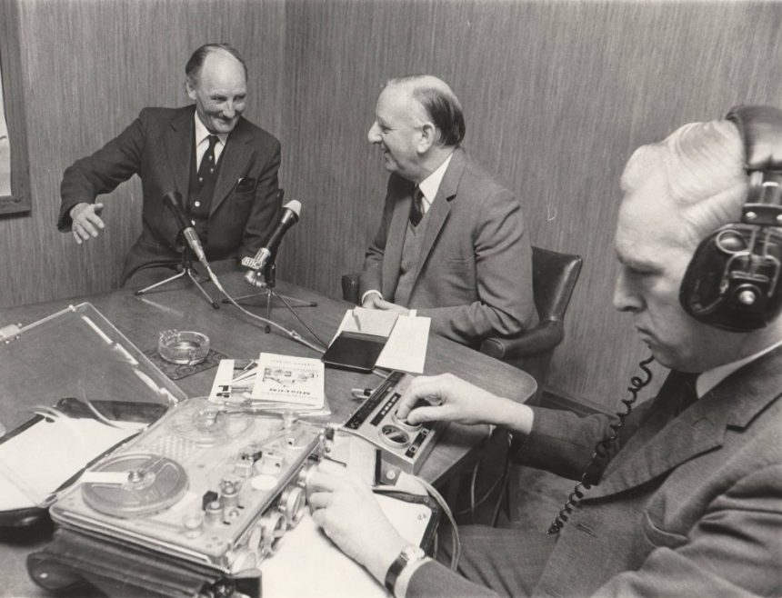 BBC Interview 1974 | Echo Newspaper Group