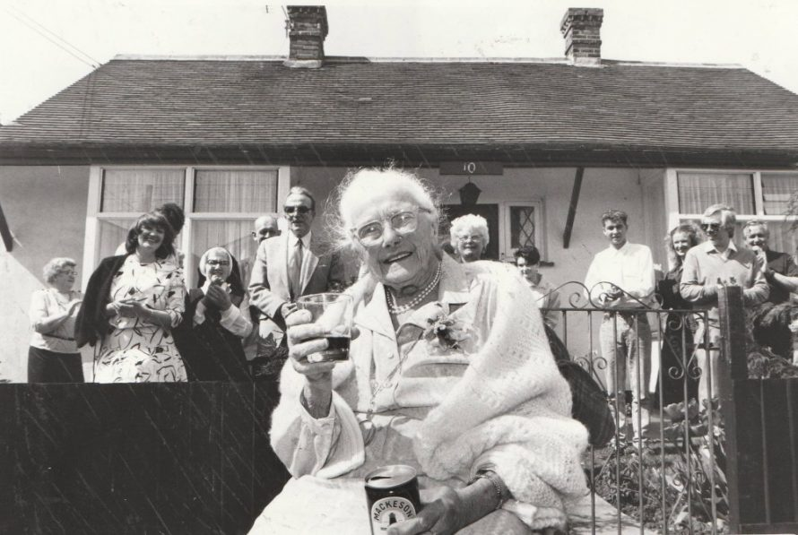 Mary Webb's 100th Birthday   Echo Newspaper Group