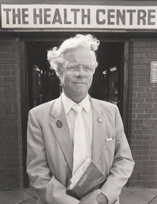 Retiring District Nurse James Webster | Echo Newspaper Group