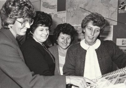 Girls Brigade 60th Anniversary 1984