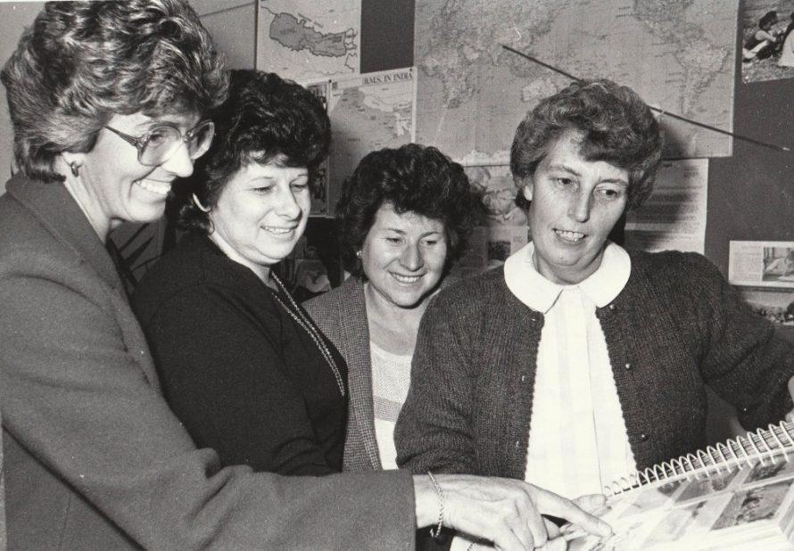 Girls Brigade 60th Anniversary 1984 | Echo Newspaper Group