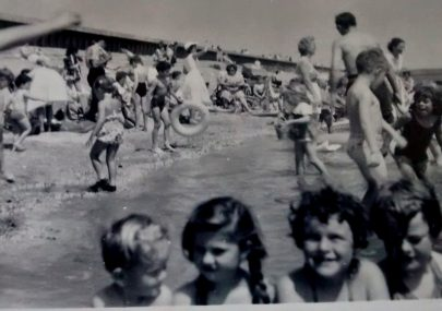 Fun on the Beach 1960s