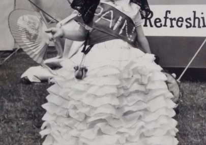 Linda Foulger Carnival 1950s
