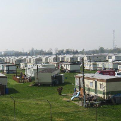 Thorney Bay Camp.