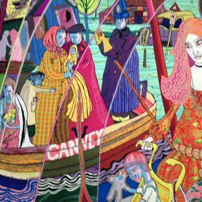 Grayson Perry and the Canvey Connection | N Verton