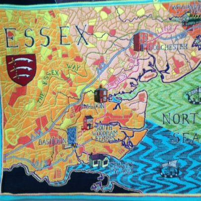 Map of Essex | N Veron
