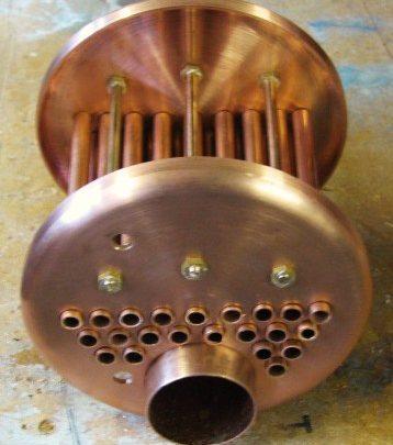 Boiler Construction