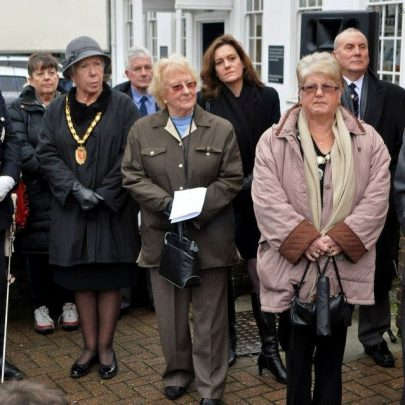 Other Dignitaries including Lord Peter far left, Rebeccah Harris MP at the back | david Bullock