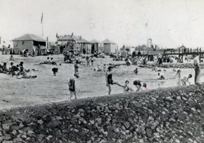 The 'New' Tidal Pool