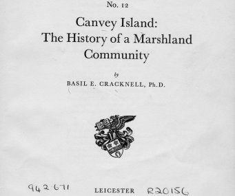 Canvey Island: The History of a Marshland Community