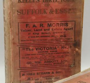 Kelly's Directory of Essex 1925-6