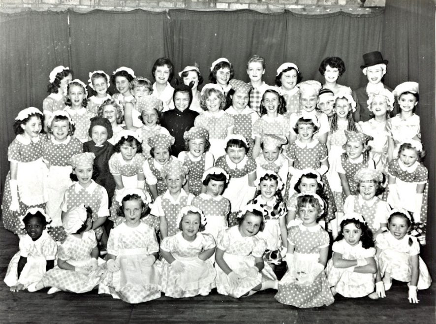 Gertrude Yearsdon School of Dancing