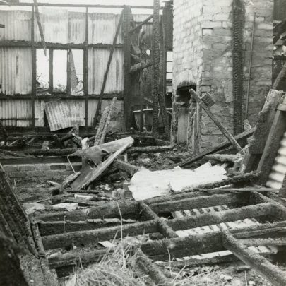 Canvey Fire 1959