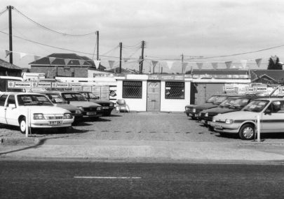 Canvey Garage