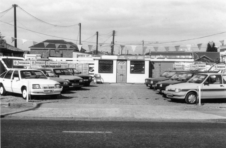 Canvey Garage | Echo newspaper group and the Rayleigh Town Museum