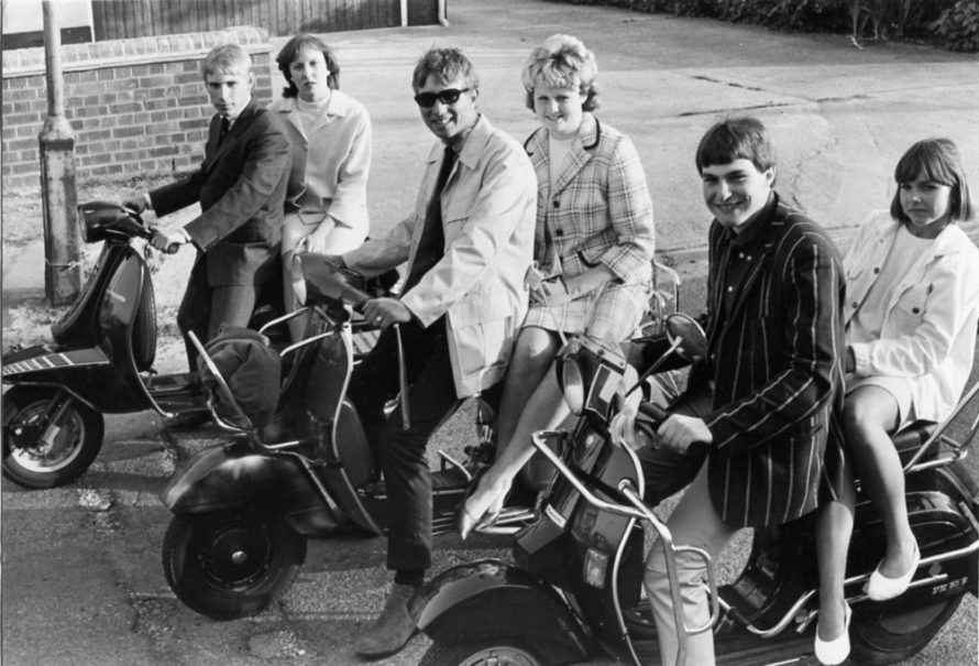 The Mods | Echo Newspaper Archive