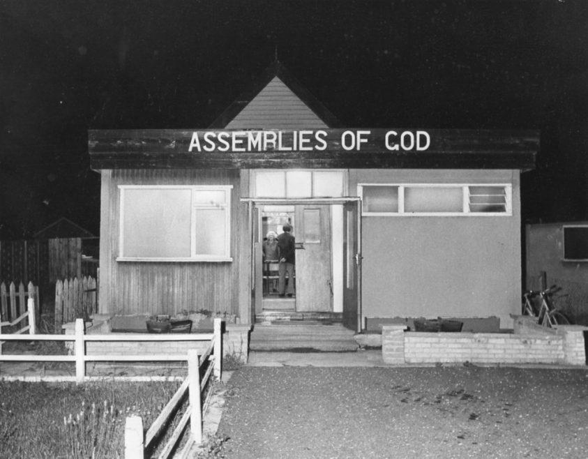 Assemblies of God Church | Echo Newspaper Archive