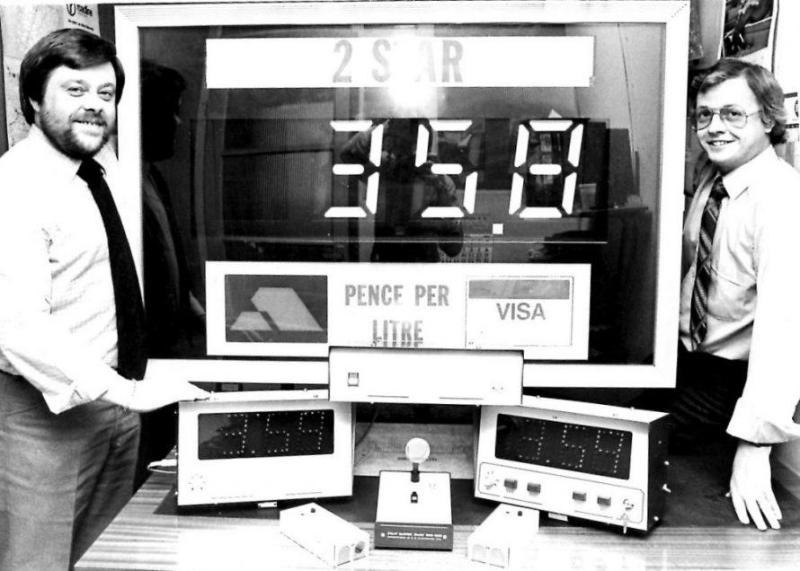 W W Electronics | Echo Newspaper Archive