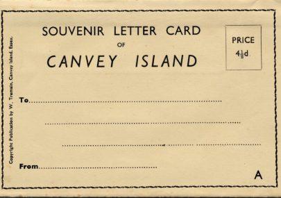 Souvenir Letter Card