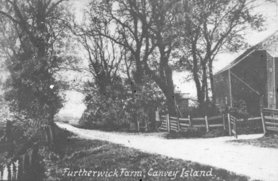 Furtherwick Farm. Date unknown | Norman Chisman