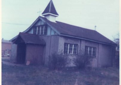 Memories of Canvey and St Anne's Church