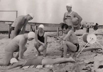Ron Reynolds and the Lifeguards