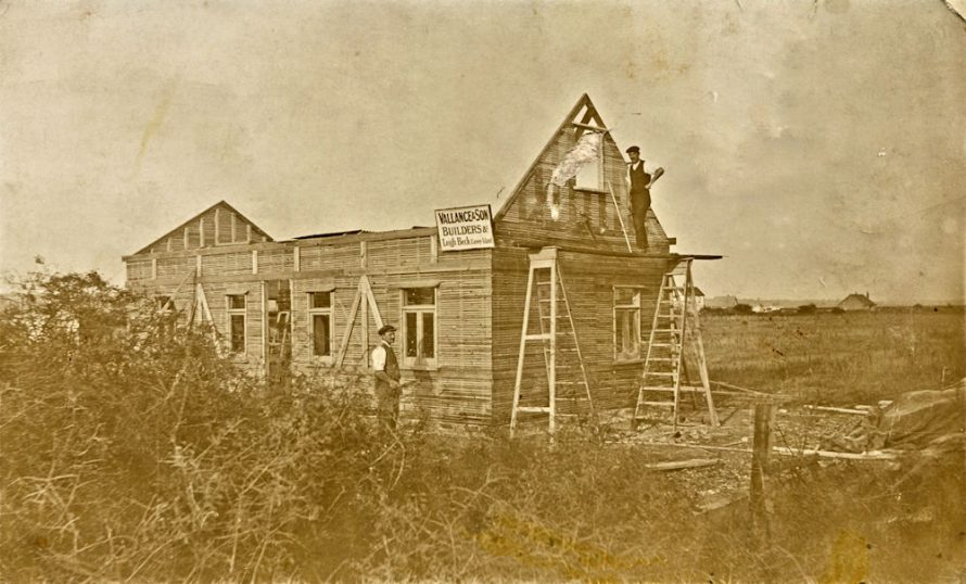 Vallance and Son Builders of Leigh Beck