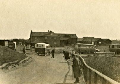 Bus Terminus at Waterside