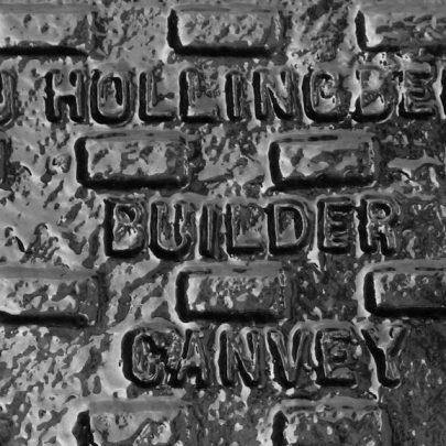 Hollingbery's manhole cover