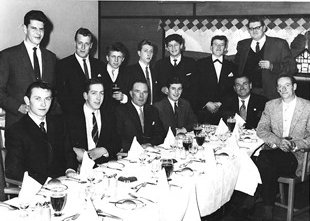 Early 60's Annual Dinners (Men only) | Rodney Bishop