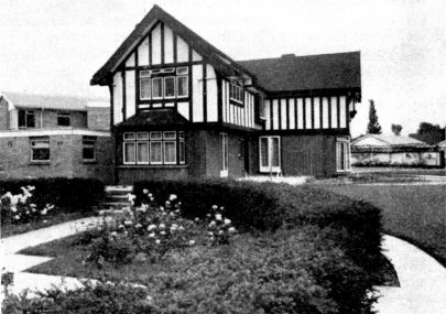The Beatrice Littlewood House 1960's