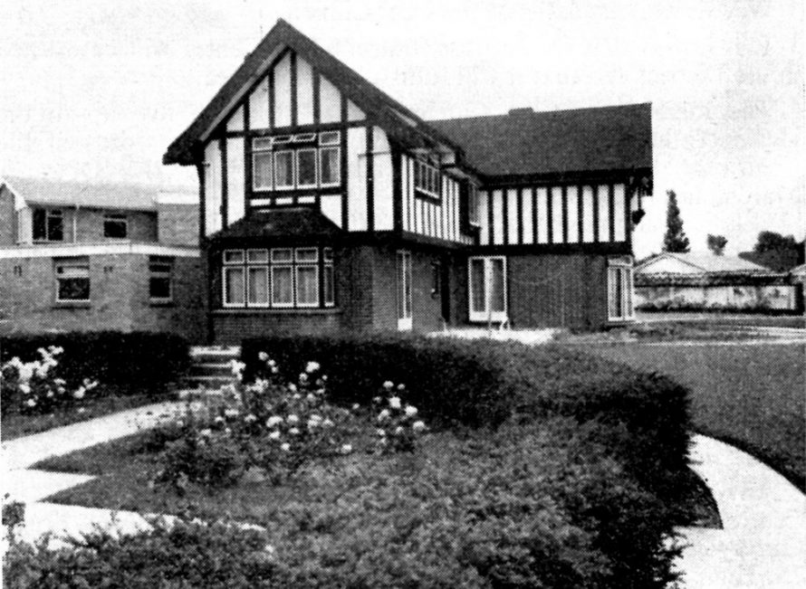 Beatrice Littlewood House in the 1960's | Jacksons