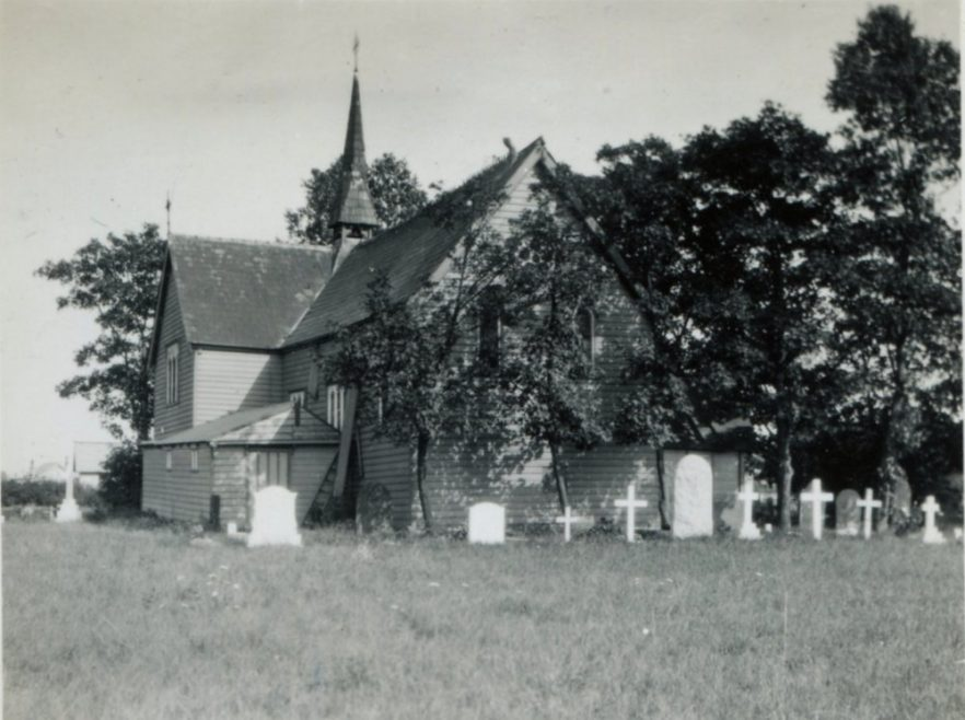 St Katherine's looking East | H Reed