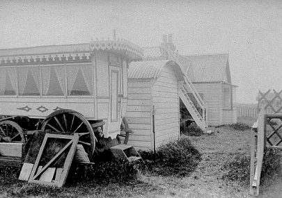 Caravans and Carriages