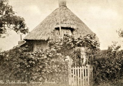 Dutch Cottage Early 1900s