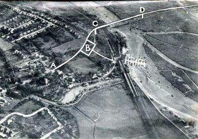 Fielders Road and Bridge